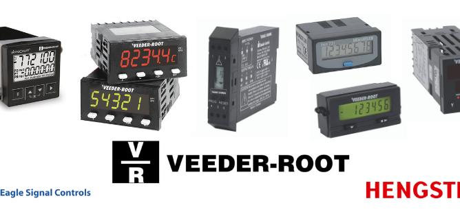 Conheça as opções de contadores eletrônicos/digitais da Veeder-Root