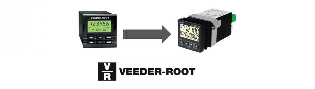 Contador SQC Veeder-Root, reposição garantida!