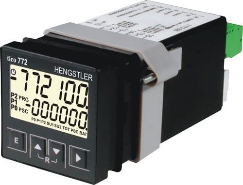 Foto do produto Contador Eletrônico Multifuncional Hengstler Tico 772
