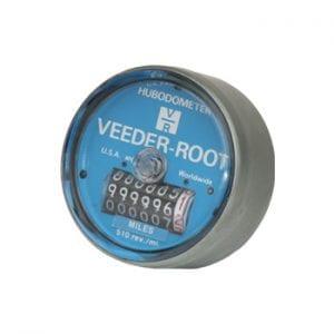 Hubodômetro Mecânico Veeder-Root Série 7777