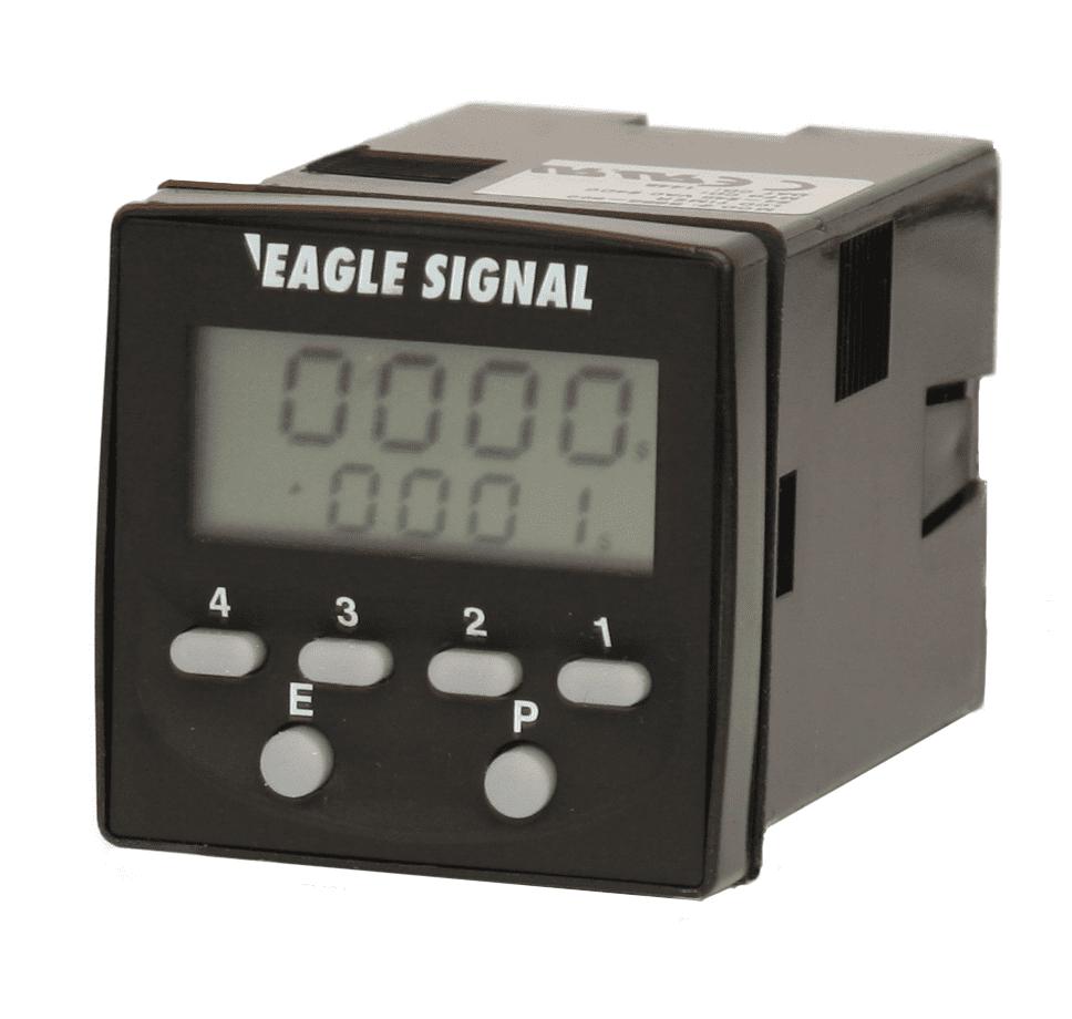 Foto do produto B856 Horímetro / Timer Multifunção Eagle Signal